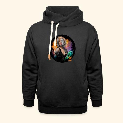 Marilyn Monroe - Unisex Shawl Collar Hoodie