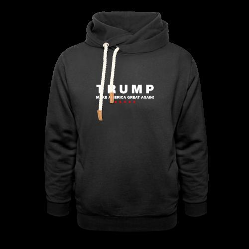 Official Trump 2016 - Shawl Collar Hoodie