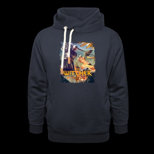 The Witcher 3 - Griffin - Shawl Collar Hoodie