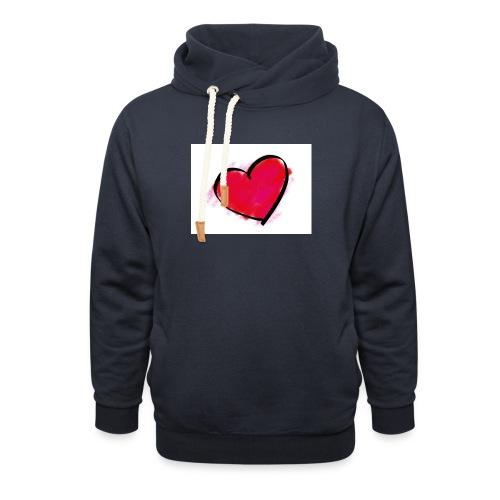 heart 192957 960 720 - Shawl Collar Hoodie
