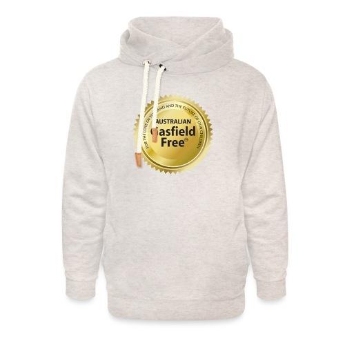 AGF Organic T Shirt - Traditional - Unisex Shawl Collar Hoodie