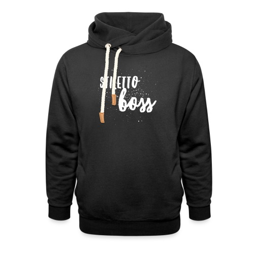 Stiletto Boss Low - Unisex Shawl Collar Hoodie