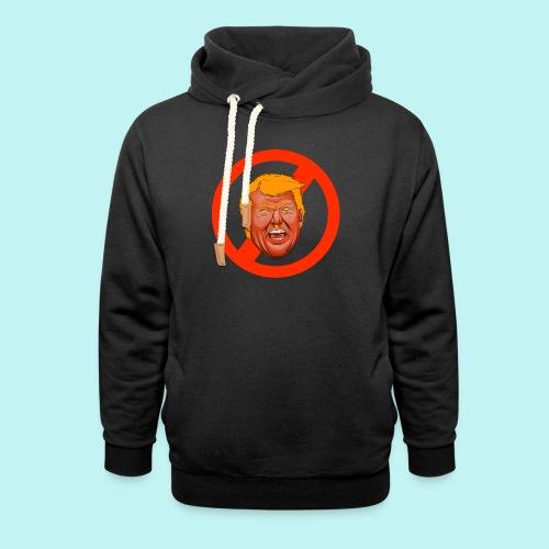 Dump Trump - Unisex Shawl Collar Hoodie