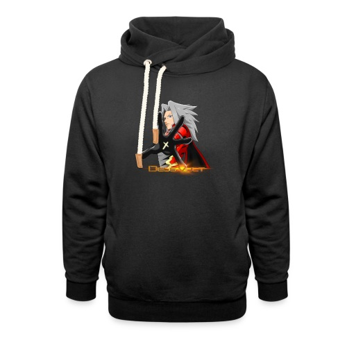 Nova Sera Deus Vult Promotional Image - Shawl Collar Hoodie