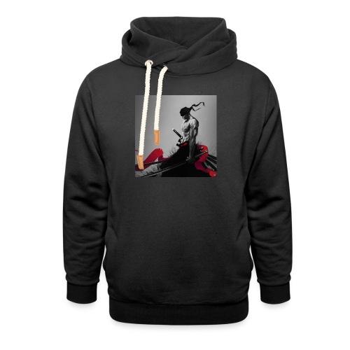 ninja - Shawl Collar Hoodie