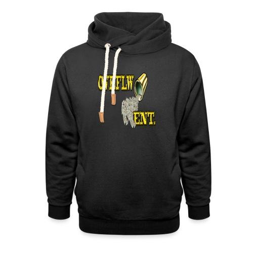 OVRFLW - Unisex Shawl Collar Hoodie