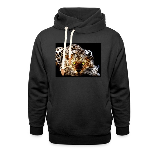 close for people and kids - Shawl Collar Hoodie