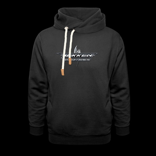 Tekken Maritimes Logo transparent - Shawl Collar Hoodie