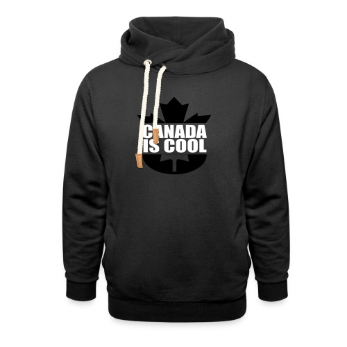 Canada is Cool - Shawl Collar Hoodie