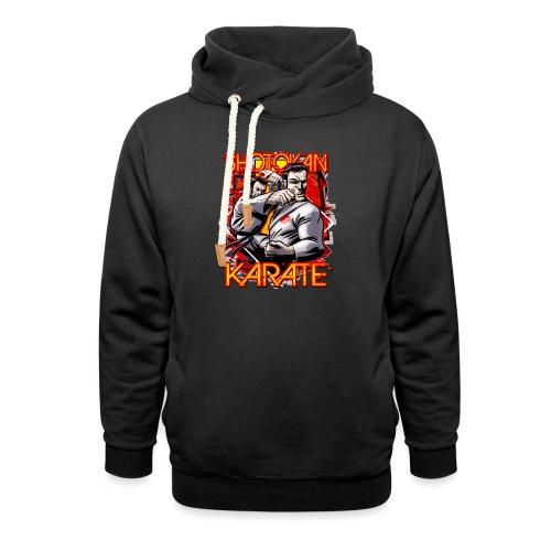 Shotokan Karate - Unisex Shawl Collar Hoodie
