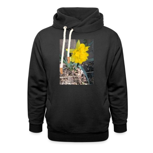 YELLOWFLOWER by S.J.Photography - Unisex Shawl Collar Hoodie