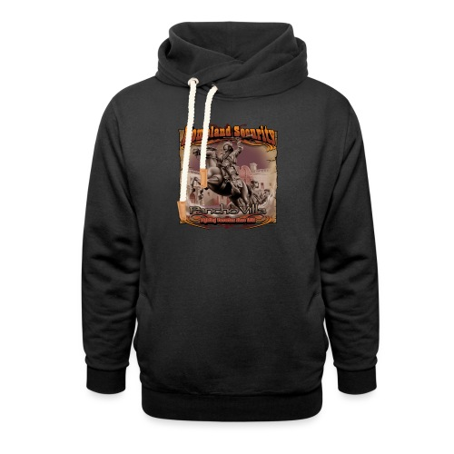 Homeland Security by RollinLow - Shawl Collar Hoodie