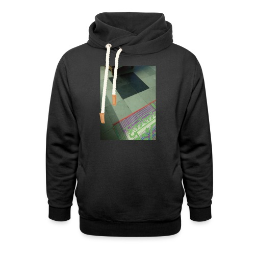 Test product - Shawl Collar Hoodie