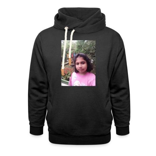 Tanisha - Unisex Shawl Collar Hoodie