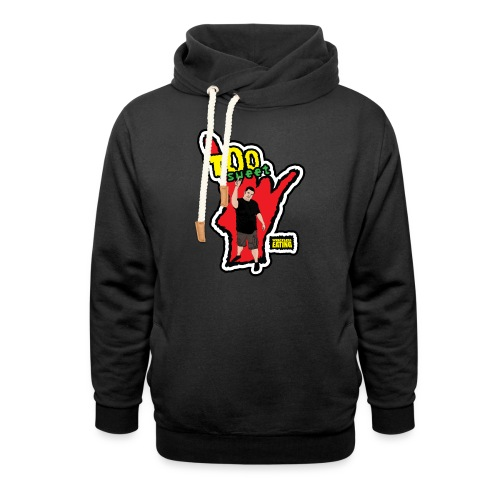 Wreckless Eating Too Sweet Shirt (Women's) - Shawl Collar Hoodie