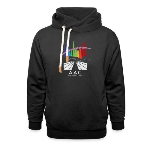 Alberta Aurora Chasers - Men's T-Shirt - Unisex Shawl Collar Hoodie