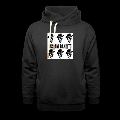 Dreambandits square x6 - Shawl Collar Hoodie