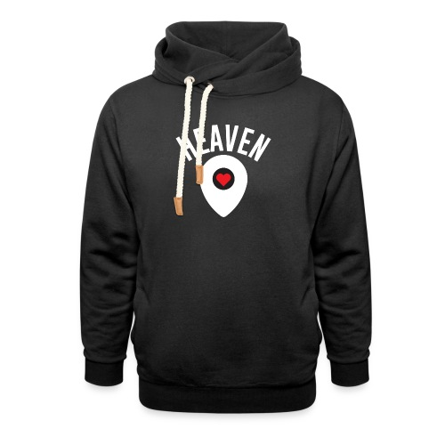 Heaven Is Right Here - Shawl Collar Hoodie