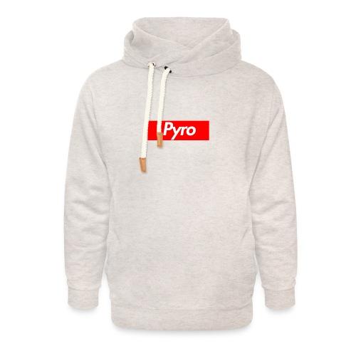 pyrologoformerch - Unisex Shawl Collar Hoodie
