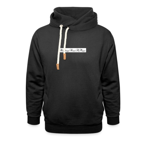 Fancy BlockageDoesAMaps - Unisex Shawl Collar Hoodie