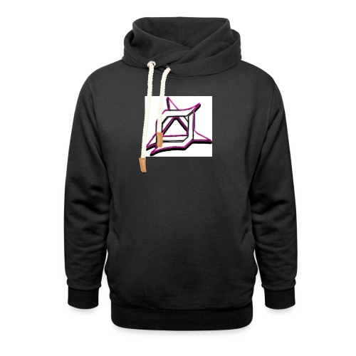 Oma Alliance Pink - Shawl Collar Hoodie