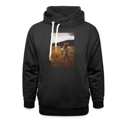The Dream Life - Shawl Collar Hoodie