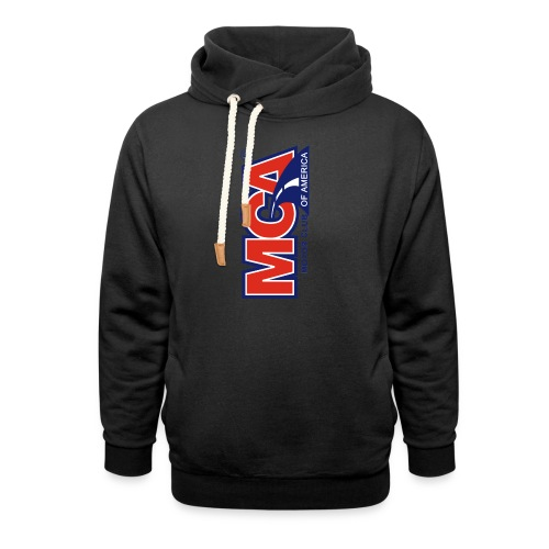 MCA Logo Iphone png - Shawl Collar Hoodie