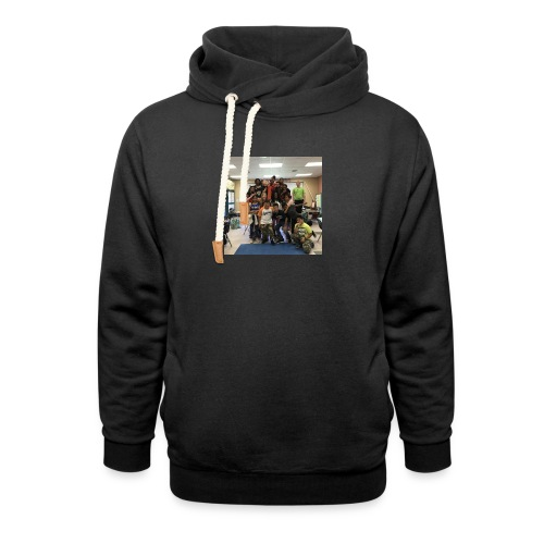 Marvin shirt - Shawl Collar Hoodie