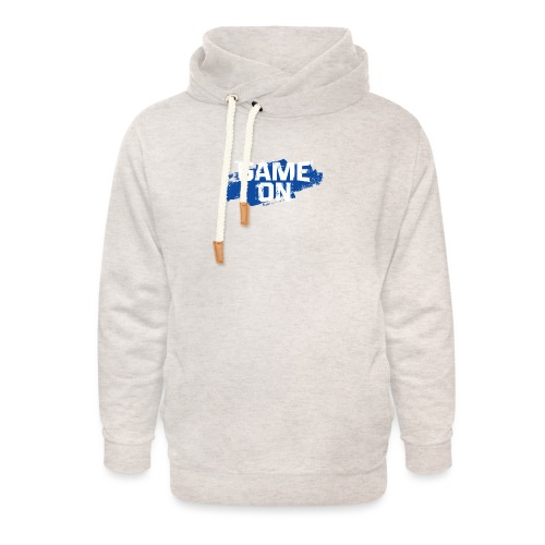 game on - Unisex Shawl Collar Hoodie