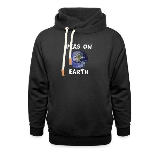 Peas on Earth! - Unisex Shawl Collar Hoodie