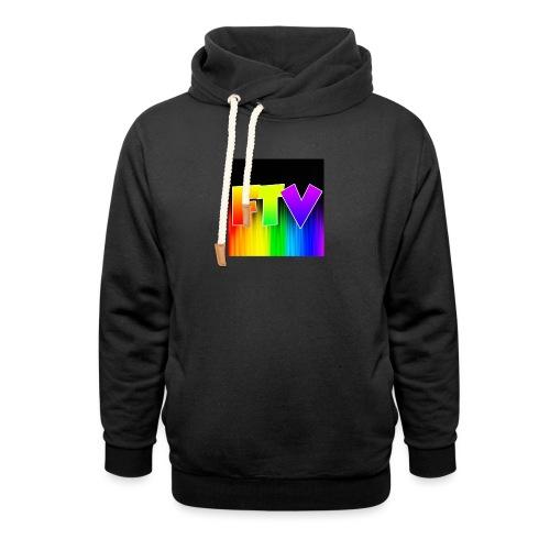 Other Rainbow Option - Unisex Shawl Collar Hoodie