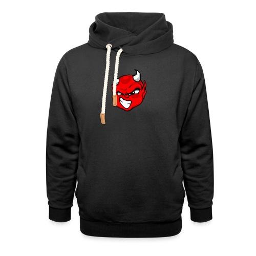 Rebelleart devil - Unisex Shawl Collar Hoodie