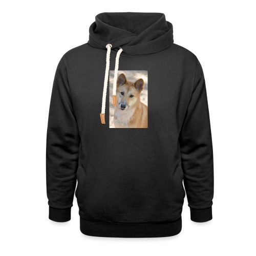My youtube page - Unisex Shawl Collar Hoodie
