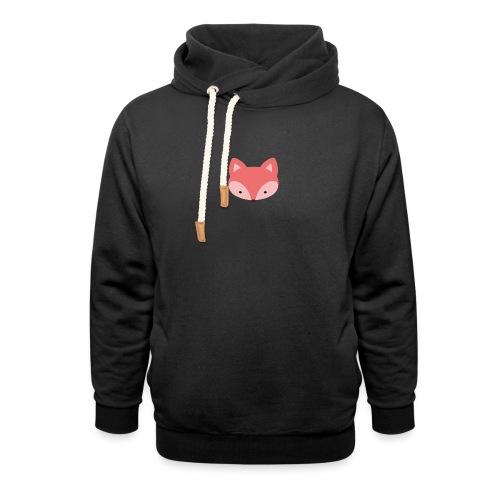 Fox Gift Logo - Shawl Collar Hoodie