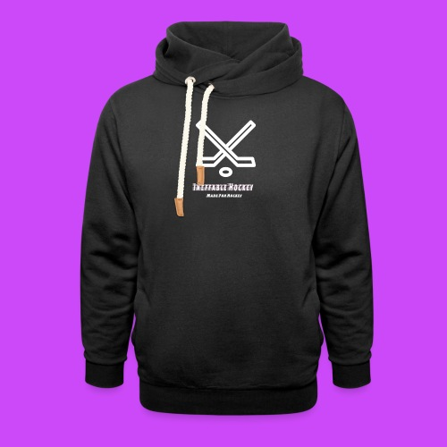 Ineffable Hockey Hoodies - Unisex Shawl Collar Hoodie