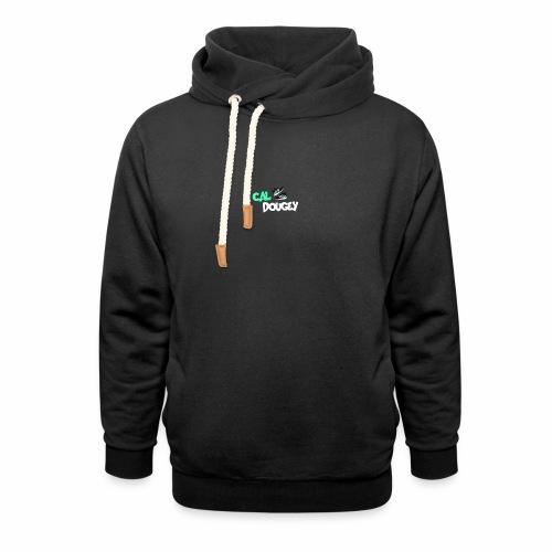 CalDougey Logo - Unisex Shawl Collar Hoodie