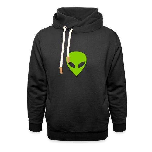 Alien - Unisex Shawl Collar Hoodie