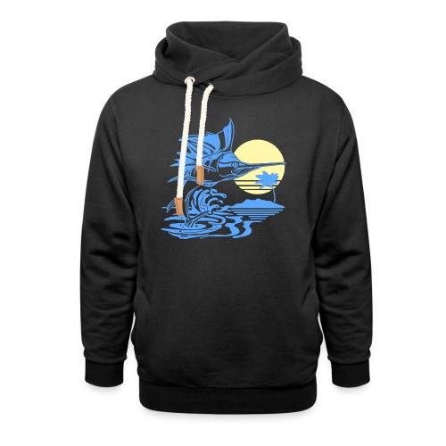 Sailfish - Unisex Shawl Collar Hoodie