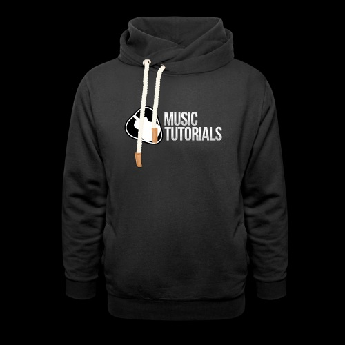 Music Tutorials Logo - Shawl Collar Hoodie