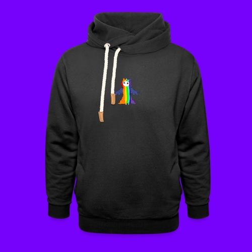 RPL women's hoodie - Shawl Collar Hoodie