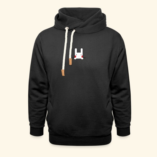 Pocket Bunny - Shawl Collar Hoodie