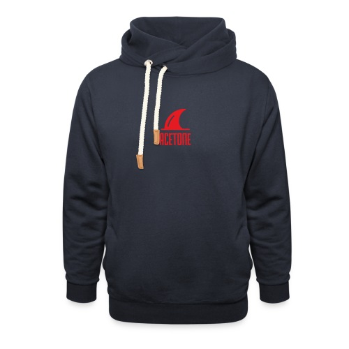 ALTERNATE_LOGO - Unisex Shawl Collar Hoodie
