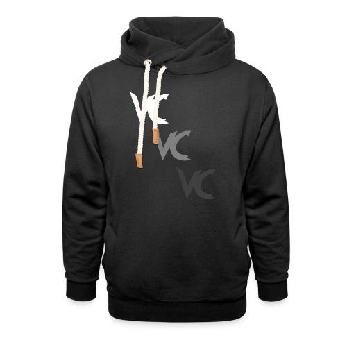 V3L0C1TY Logo Mugs & Drinkware - Unisex Shawl Collar Hoodie