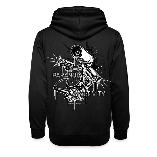 Paranoia Activity - Shawl Collar Hoodie