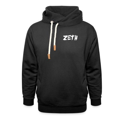 ZETH PROMOTIONAL - Unisex Shawl Collar Hoodie