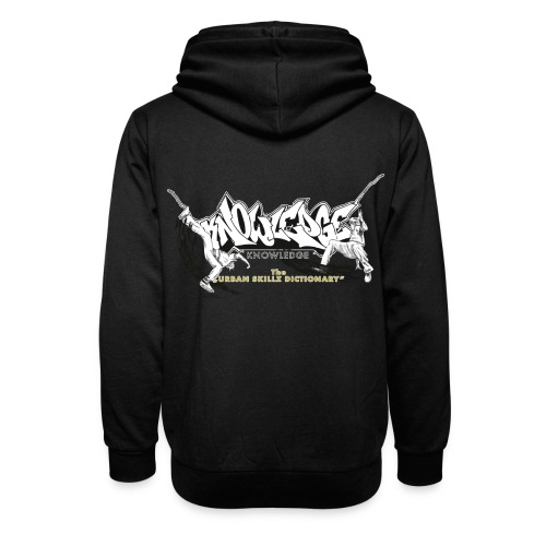 KNOWLEDGE - the urban skillz dictionary - promo sh - Shawl Collar Hoodie