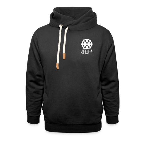 Sunset Hooper - Unisex Shawl Collar Hoodie