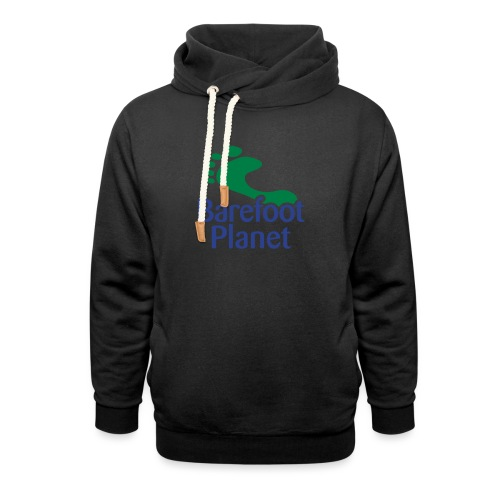 Barefoot Running 1 Women's T-Shirts - Shawl Collar Hoodie