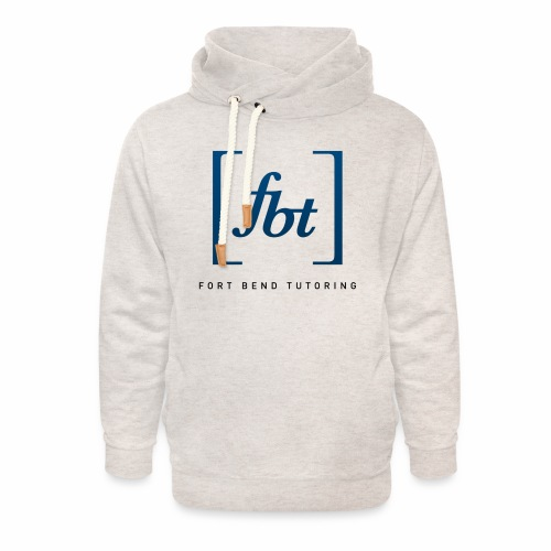 Fort Bend Tutoring Logo [fbt] - Unisex Shawl Collar Hoodie