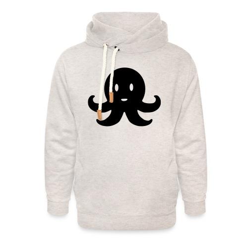 Cute Octopus - Unisex Shawl Collar Hoodie